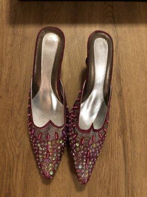 Schöne orientalische Schuhe, Neu und ungetragen