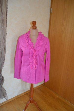 Schöne pinkfarben Bluse von Gerry Weber NEU