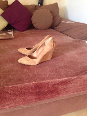 Schöne Plateau Schuhe
