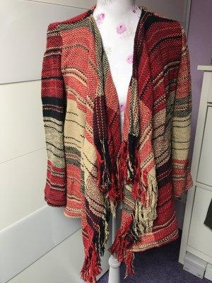 Schöne Poncho Jacke von Mango Gr 38