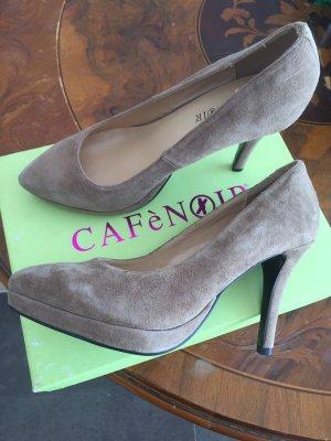 Cafènoir High Heels beige