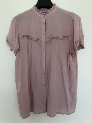 Schöne rosa Bluse - Gr. XL - NEU!