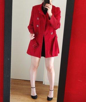 Etam Giacca invernale rosso mattone