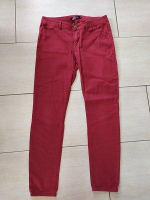 Schöne rote Jeans Jeanshose Gr. M Ann Christine