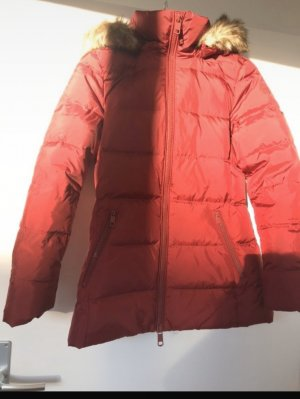 Tommy Hilfiger Down Jacket red-bordeaux