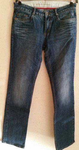 Schöne S.Oliver Hüft Jeans Gr. 38