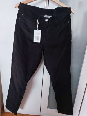 Blue Motion Pantalón de pana negro