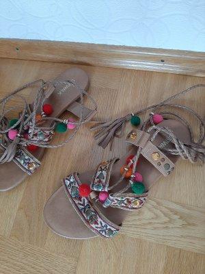 Catwalk Escarpins à lacets multicolore