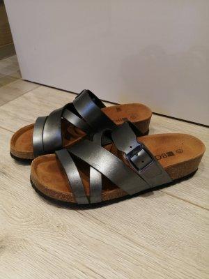 Boxx Plateauzool sandalen veelkleurig