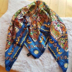 Schöne Schal ❤ aus Seide