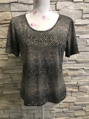 1.2.3 Paris Batik Shirt black-grey brown
