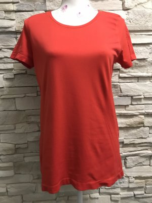 active Sportshirt rood