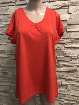 s.Oliver Boatneck Shirt red