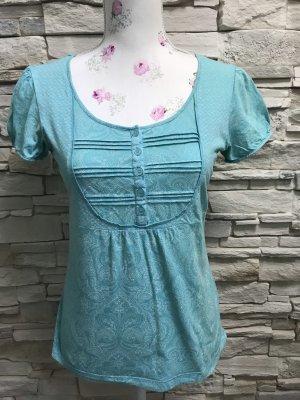 TCM Maglia batik azzurro