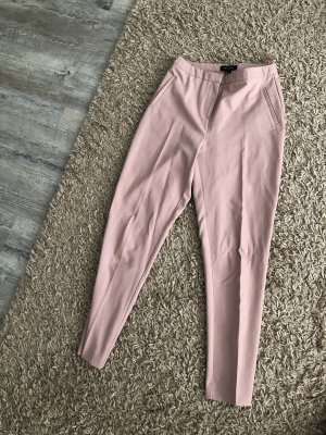 New Look 7/8 Length Trousers rose-gold-coloured