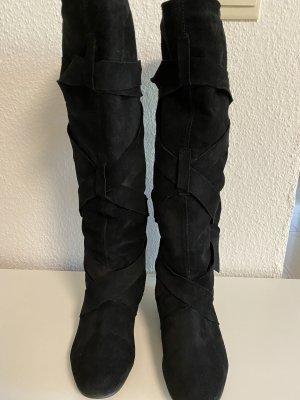 Görtz Shoes Bottes à l'écuyère noir