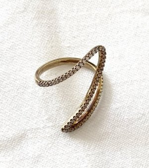 Schöne Schmuck Ringe Größe 18 Vintage