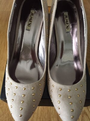Sailing Shoes nude-gold-colored