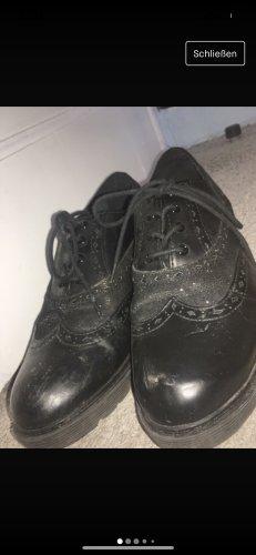 schöne Schuhe Glitzer/Lack für festlichen Anlass