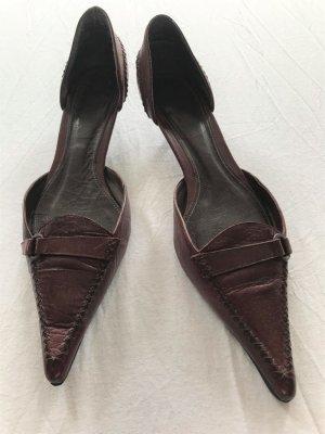 Schöne Schuhe ZARA, Gr. 40 mit Pfennigabsatz