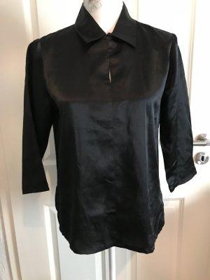 Schöne schwarze Bluse von JP Collection Gr 36