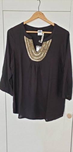 Schöne schwarze Bluse von Vero Moda