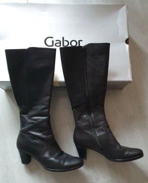 Gabor Bottes à talon noir