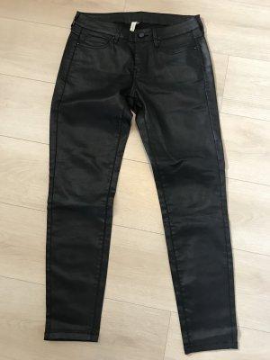 schöne schwarze Hose von Mango Jeans