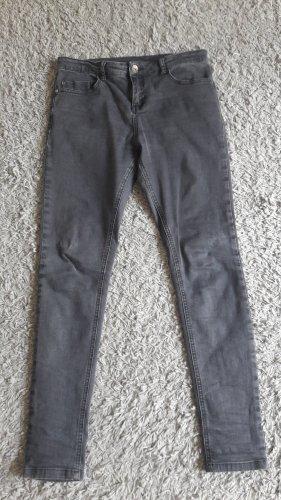 Adidas NEO Slim Jeans black mixture fibre