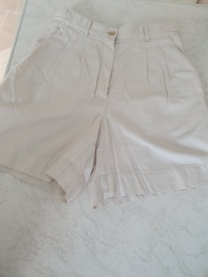 Escada Sport Shorts white cotton