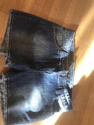 CFL Krótkie spodnie szary niebieski
