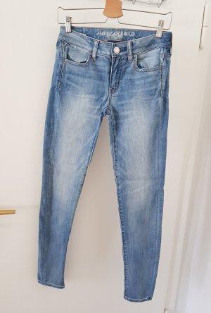 American Eagle Outfitters Skinny jeans veelkleurig