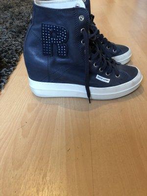 Ruco Line Heel Sneakers dark blue
