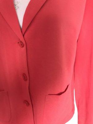 Heine Blazer rosso chiaro