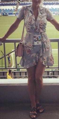 Schöne Sommer Kleid von nobody's Gr S