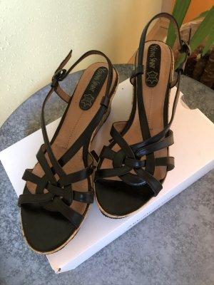 Schöne Sommer-Sandaletten