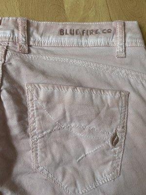 Pantalón de cinco bolsillos rosa