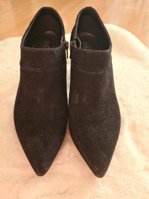 5th Avenue Heel Boots black