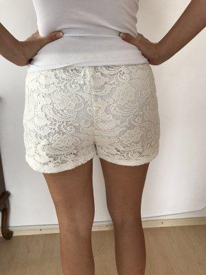 Pimkie Shorts white-natural white