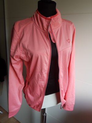 active Giacca sport albicocca-rosa
