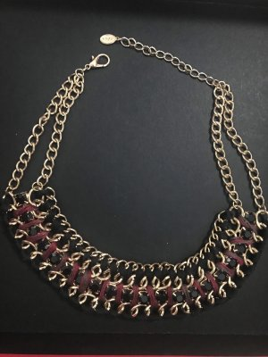 Opia Statement Necklace multicolored