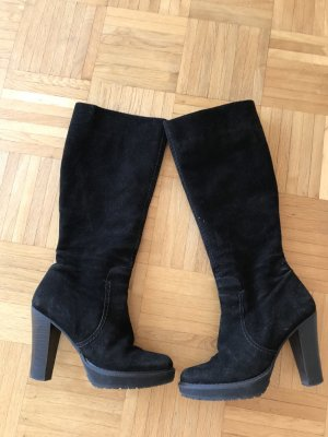 Buffalo High Heel Boots black