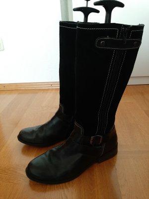 Sommerkind Zipper Booties black
