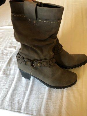 Schöne Stiefel, kaum getragen