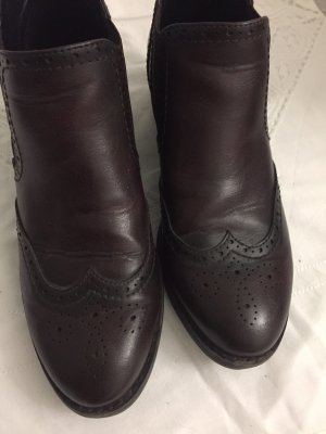 Graceland Botas bajas marrón