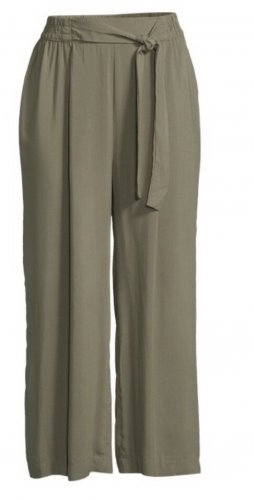 B.young 7/8 Length Trousers green grey