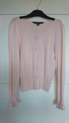 Lipsy Giacca in maglia rosa pallido-rosa chiaro Viscosa