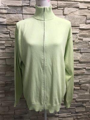 McNeal Giacca in maglia verde pallido