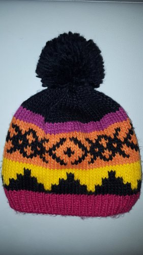 Crivit Knitted Hat yellow