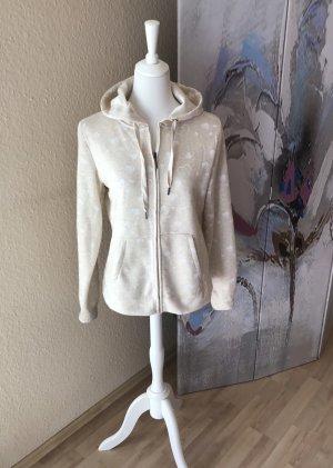 Sweat Jacket natural white